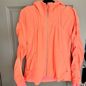 Lululemon Hooded Athletic Jacket